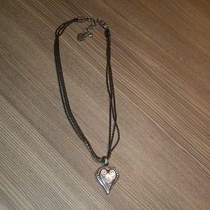 🌹😊Brighton heart necklace💚🛍
